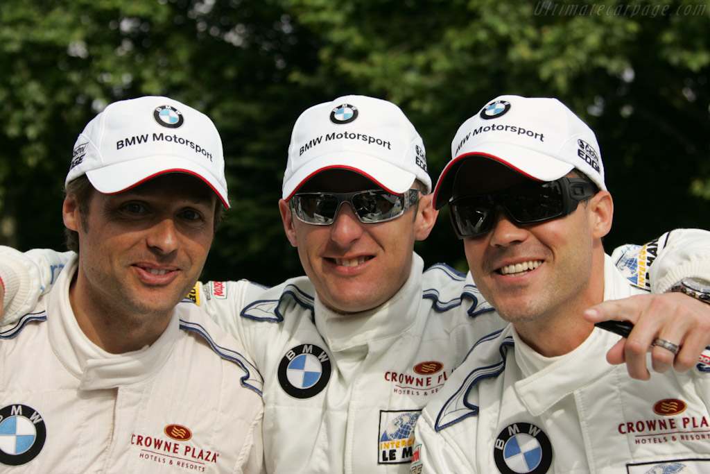 BMW drivers    - 2011 24 Hours of Le Mans