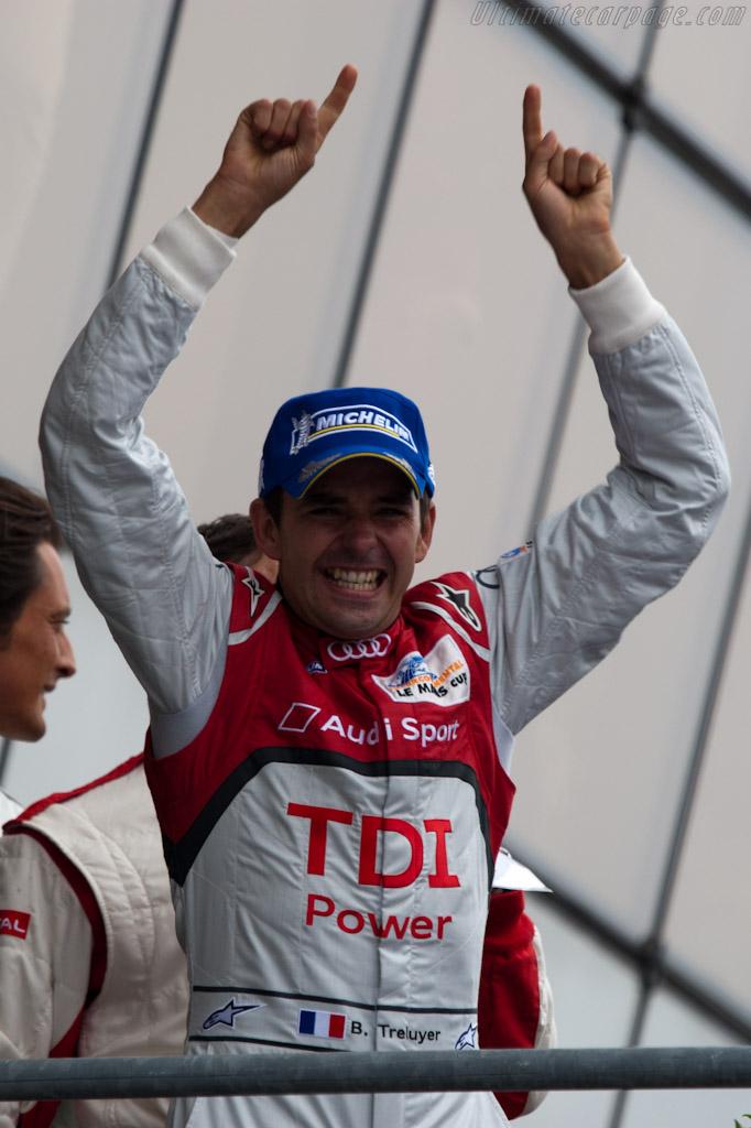Benoit Treluyer    - 2011 24 Hours of Le Mans