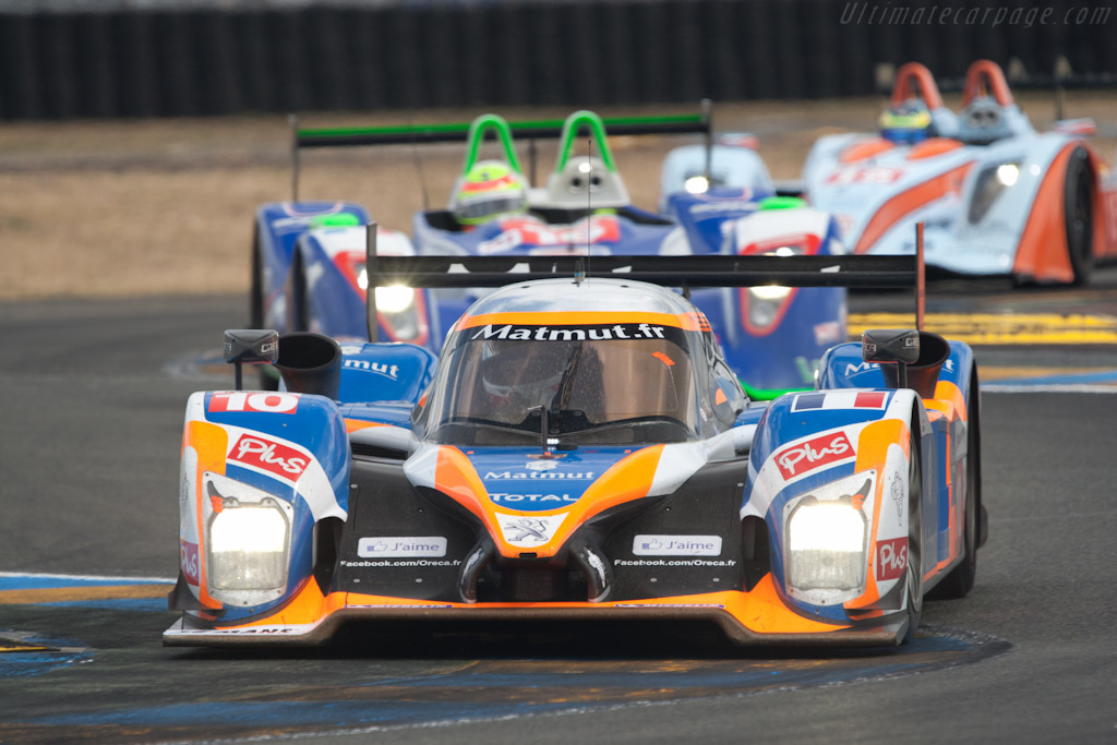 Best of the rest - Chassis: 908-10  - 2011 24 Hours of Le Mans