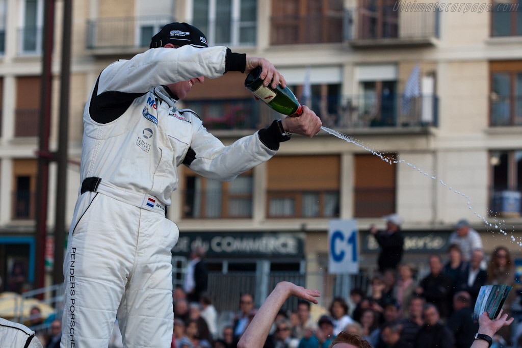 Champagne    - 2011 24 Hours of Le Mans