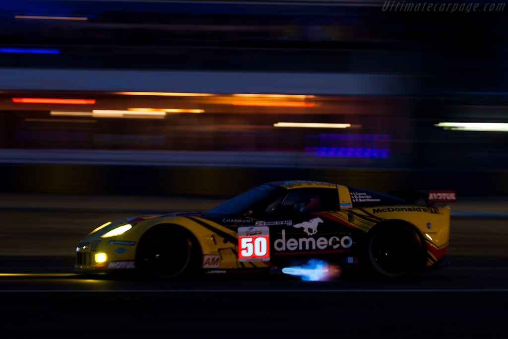 Chevrolet Corvette C6.R GT2 - Chassis: 001   - 2011 24 Hours of Le Mans