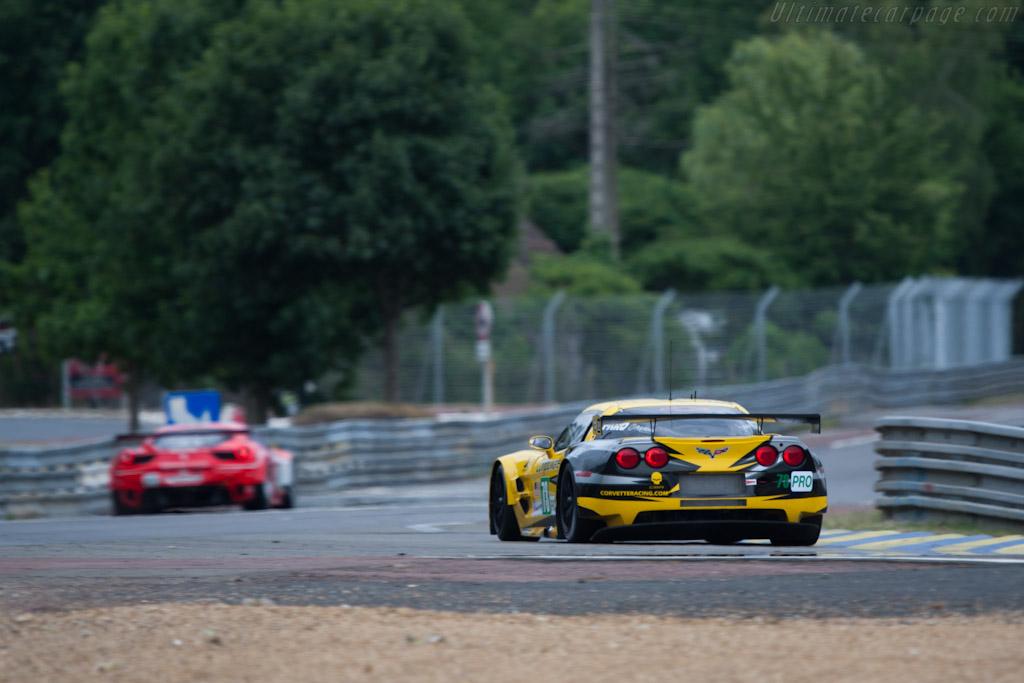 Chevrolet Corvette C6.R GT2 - Chassis: 003   - 2011 24 Hours of Le Mans