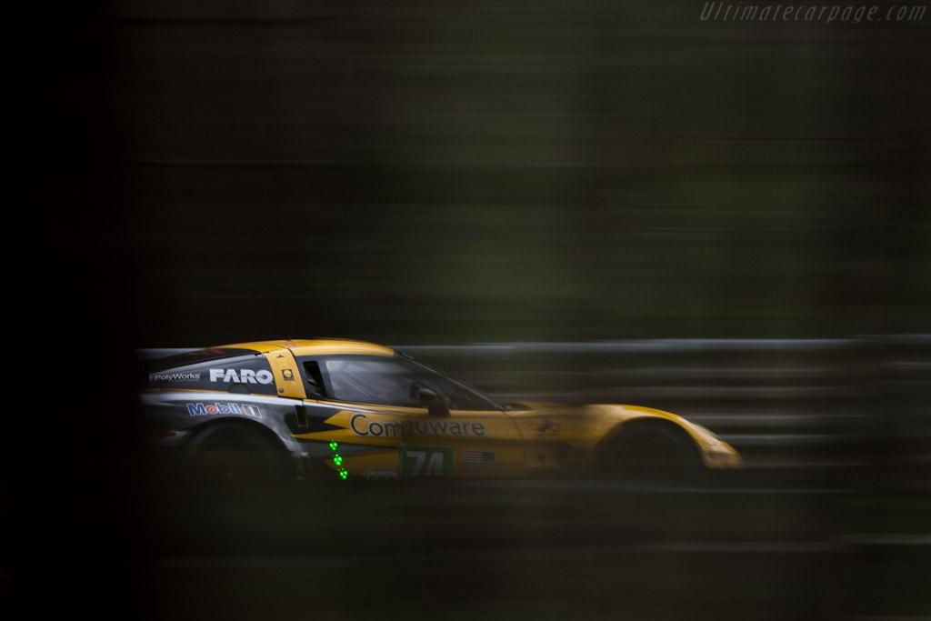 Chevrolet Corvette C6.R GT2 - Chassis: 004   - 2011 24 Hours of Le Mans