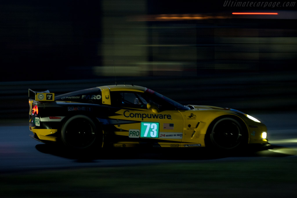 Corvette - Chassis: 003   - 2011 24 Hours of Le Mans