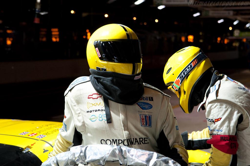 Corvette refueler    - 2011 24 Hours of Le Mans