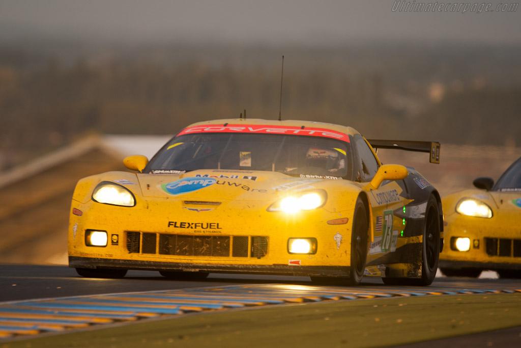 Corvettes - Chassis: 003   - 2011 24 Hours of Le Mans