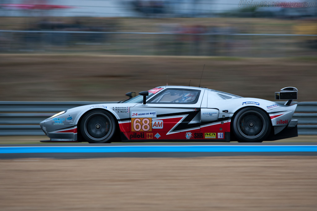 Doran-Ford GT - Chassis: JE5-004   - 2011 24 Hours of Le Mans