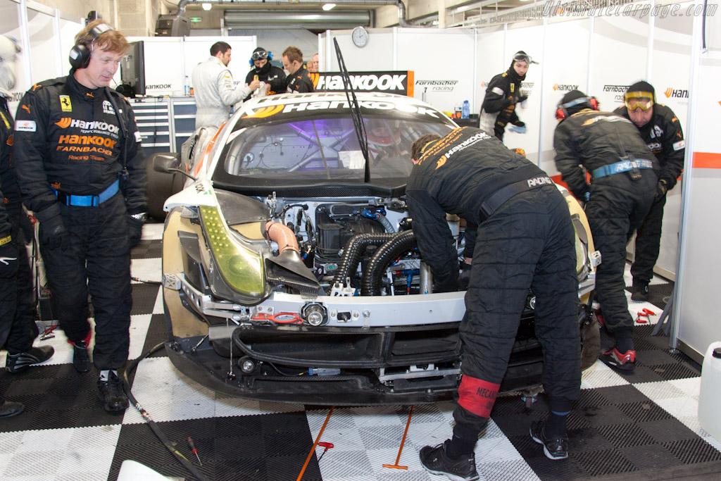 Farnbacher Ferrari fix - Chassis: 2830   - 2011 24 Hours of Le Mans