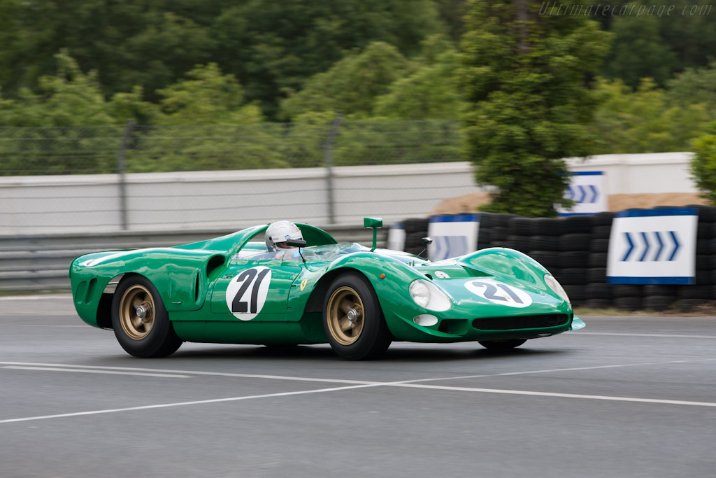 Ferrari 365 P2 - Chassis: 0836   - 2011 24 Hours of Le Mans