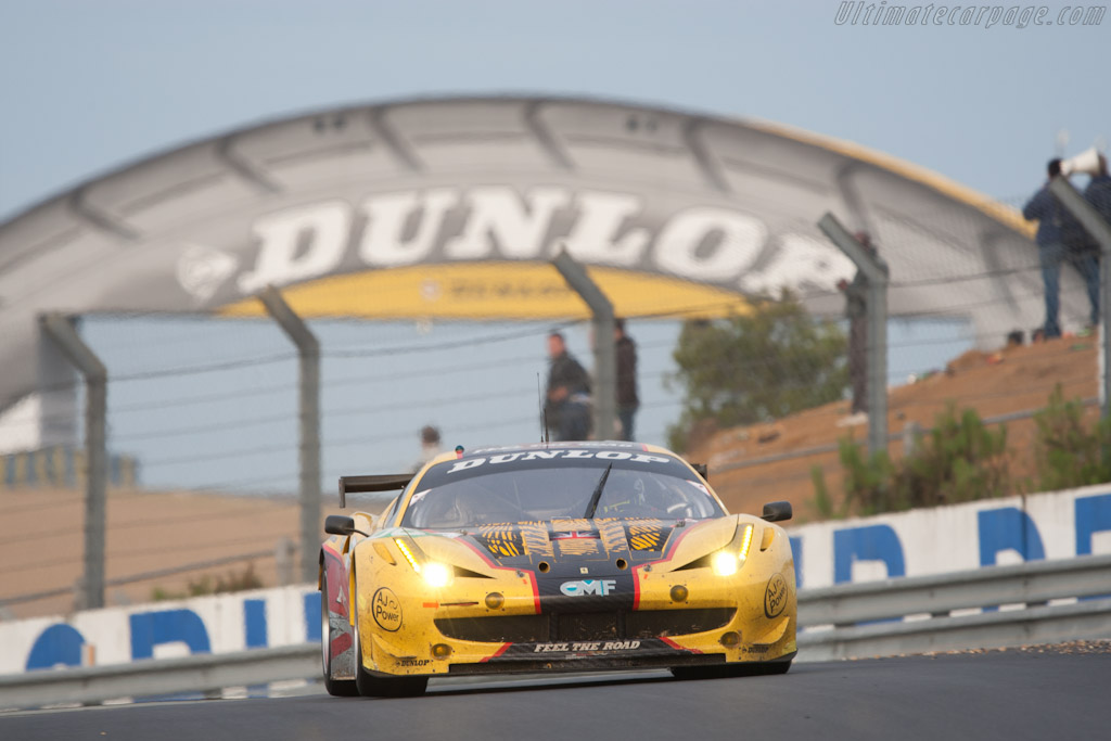Ferrari 458 Italia GT - Chassis: 2808   - 2011 24 Hours of Le Mans