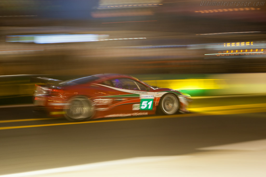 Ferrari 458 Italia GT - Chassis: 2826  - 2011 24 Hours of Le Mans