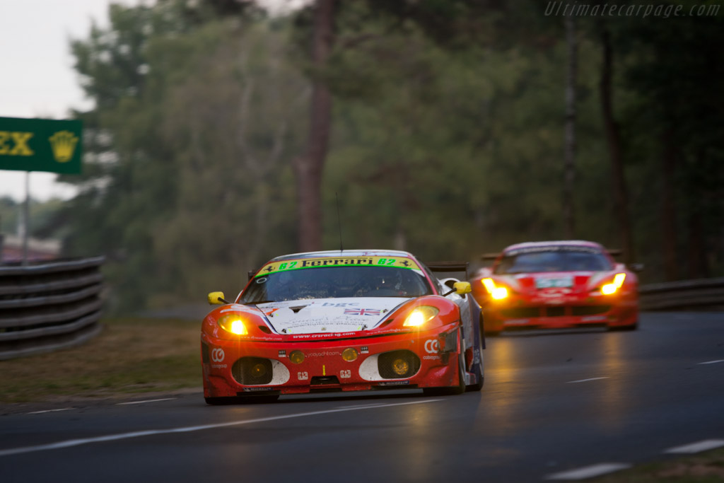 Ferrari F430 GTC - Chassis: 2612   - 2011 24 Hours of Le Mans