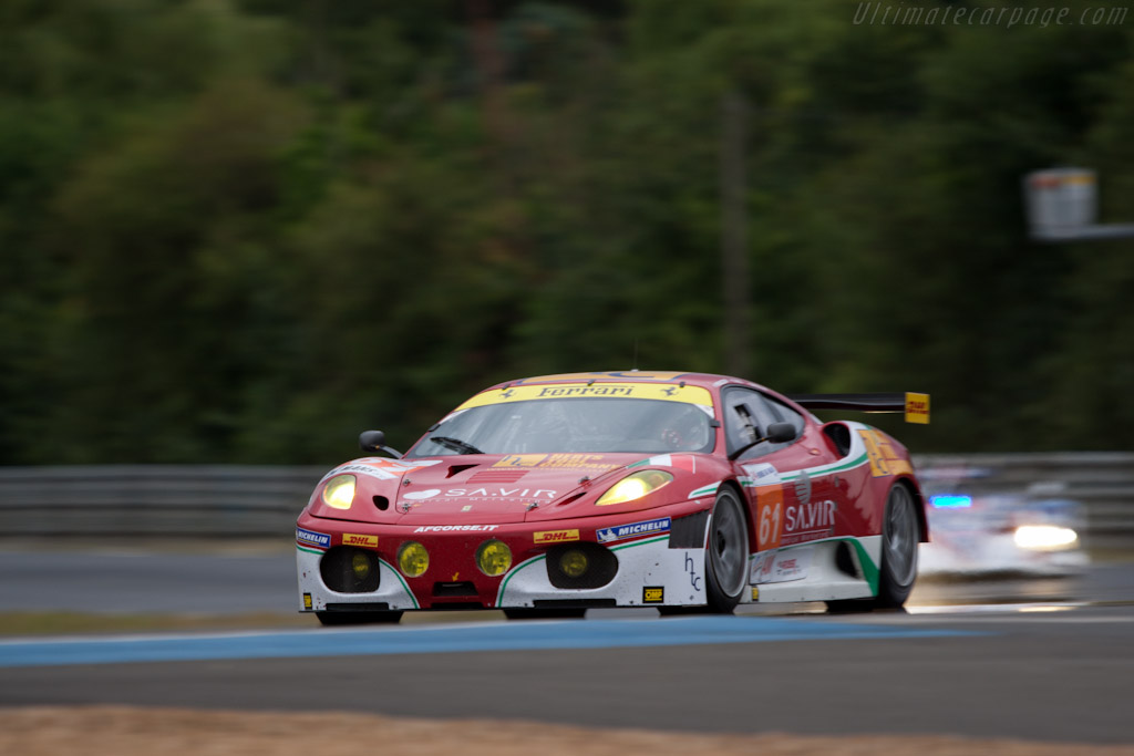 Ferrari F430 GTC - Chassis: 2624   - 2011 24 Hours of Le Mans