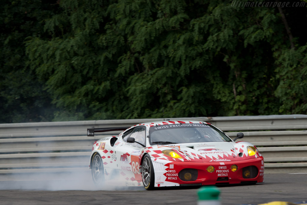 Ferrari F430 GTC - Chassis: 2626  - 2011 24 Hours of Le Mans