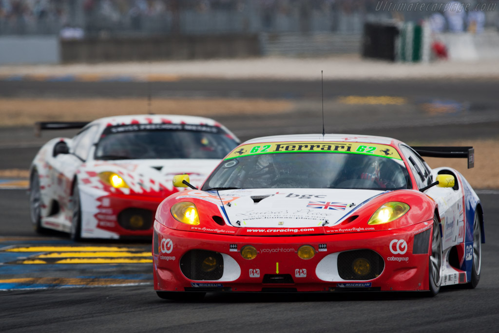Ferraris - Chassis: 2612   - 2011 24 Hours of Le Mans
