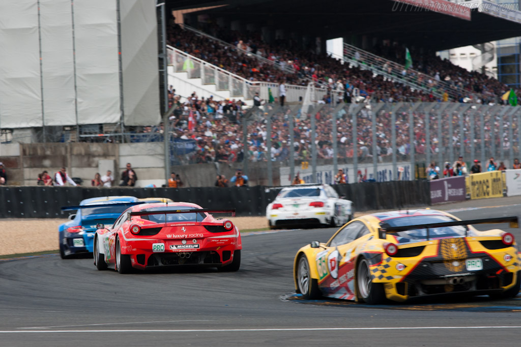 GTE machinery - Chassis: 2832   - 2011 24 Hours of Le Mans