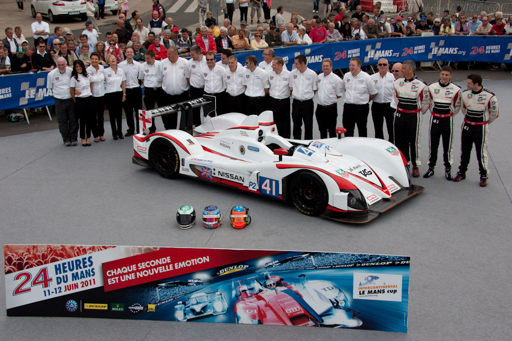 Greaves Motorsport - Chassis: Z11SN-03   - 2011 24 Hours of Le Mans