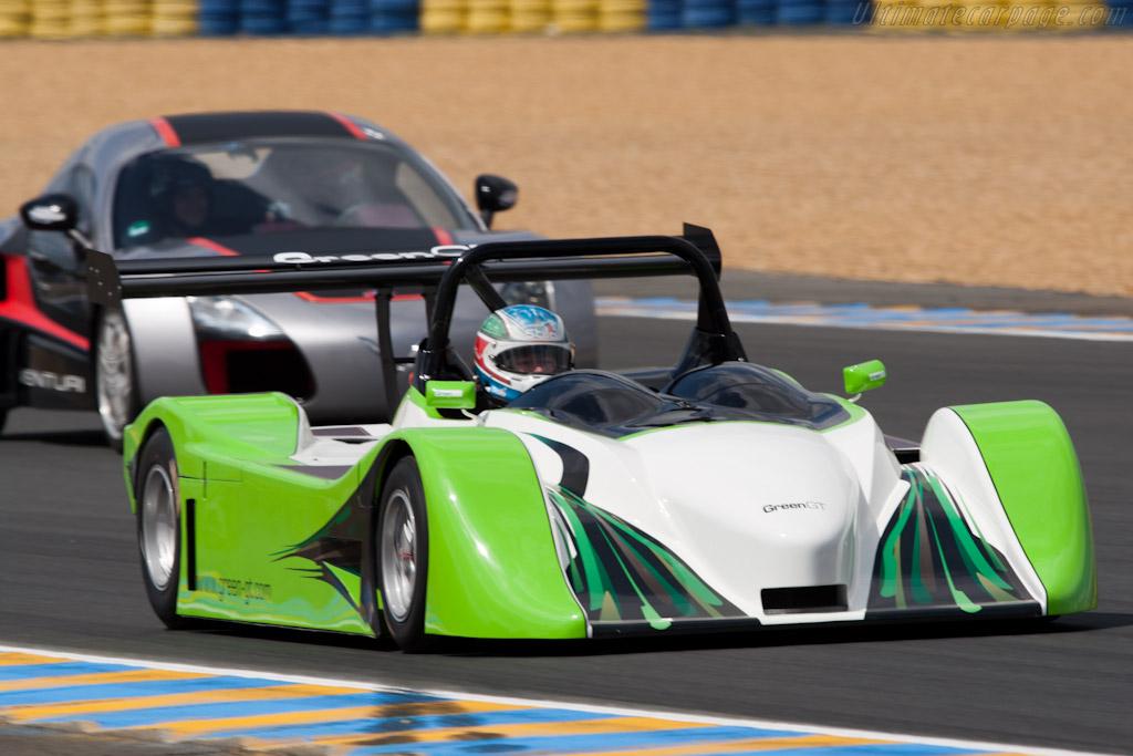 GreenGT    - 2011 24 Hours of Le Mans