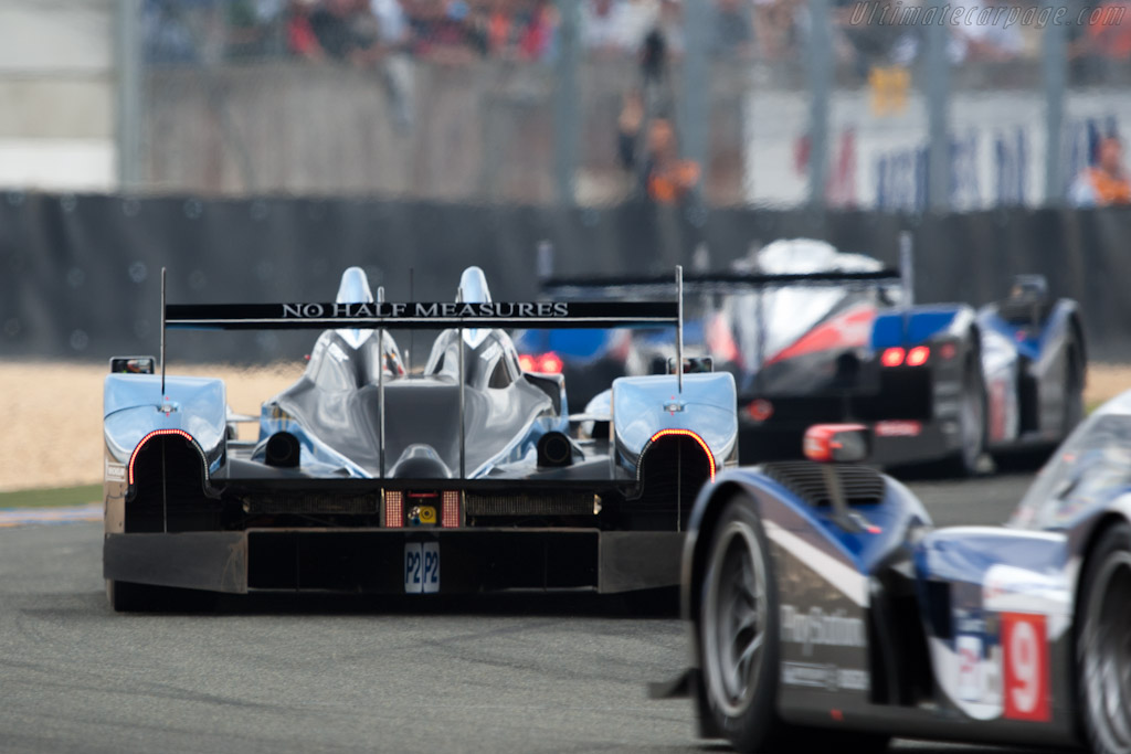 HPD ARX-01d - Chassis: LC70-9  - 2011 24 Hours of Le Mans