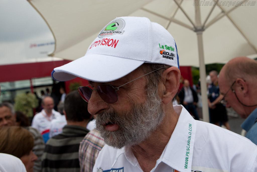 Henri Pescarolo   - 2011 24 Hours of Le Mans
