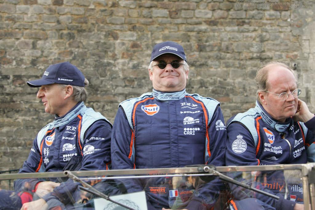 Jacques Nicolet    - 2011 24 Hours of Le Mans