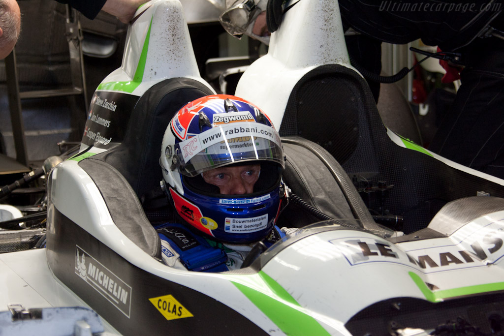 Jan Lammers - Chassis: 02   - 2011 24 Hours of Le Mans