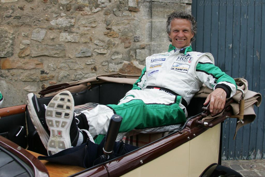 Jan Lammers   - 2011 24 Hours of Le Mans
