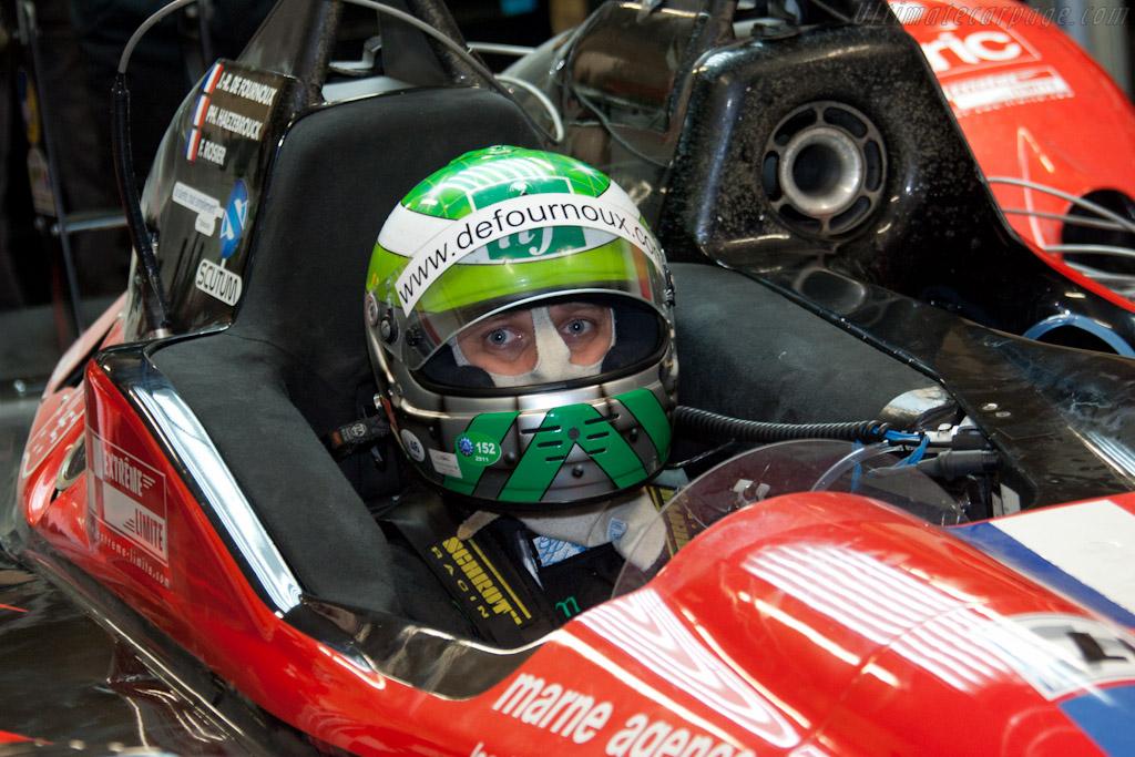 Jean Rene de Fournoux - Chassis: 02   - 2011 24 Hours of Le Mans