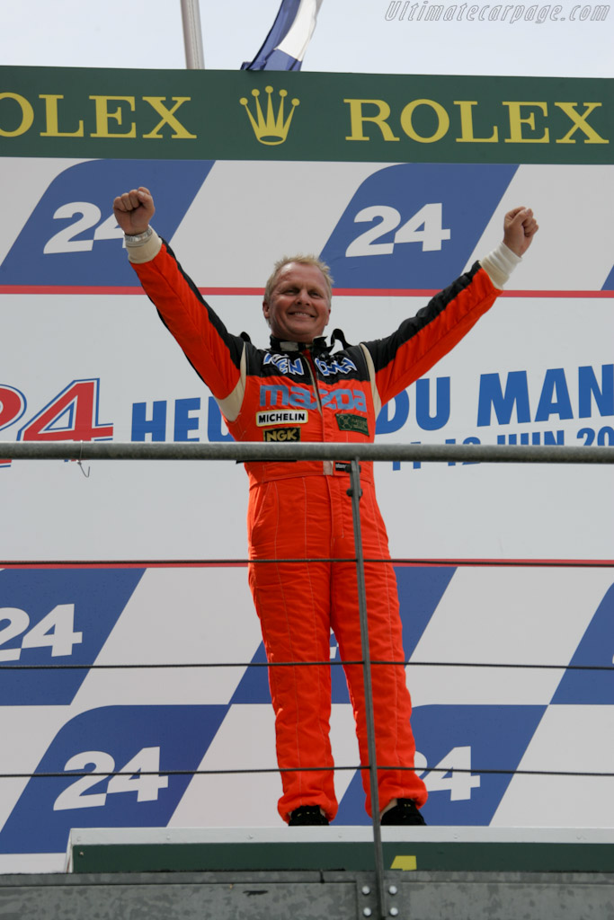 Johnny Herbert    - 2011 24 Hours of Le Mans