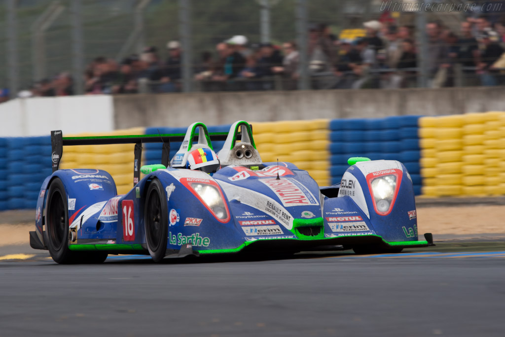 Jousse proved useful - Chassis: 01-08   - 2011 24 Hours of Le Mans
