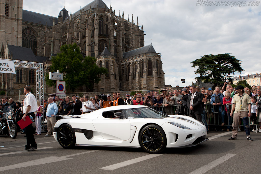 Koenigsegg Agera - Chassis: 7084   - 2011 24 Hours of Le Mans