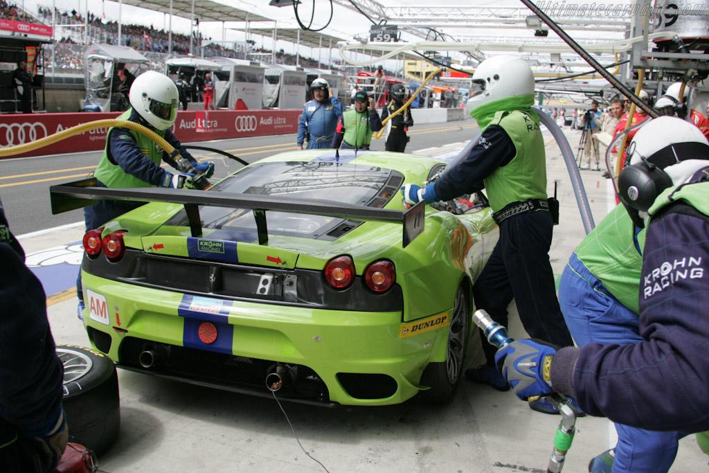 Krohn Ferrari - Chassis: 2620   - 2011 24 Hours of Le Mans