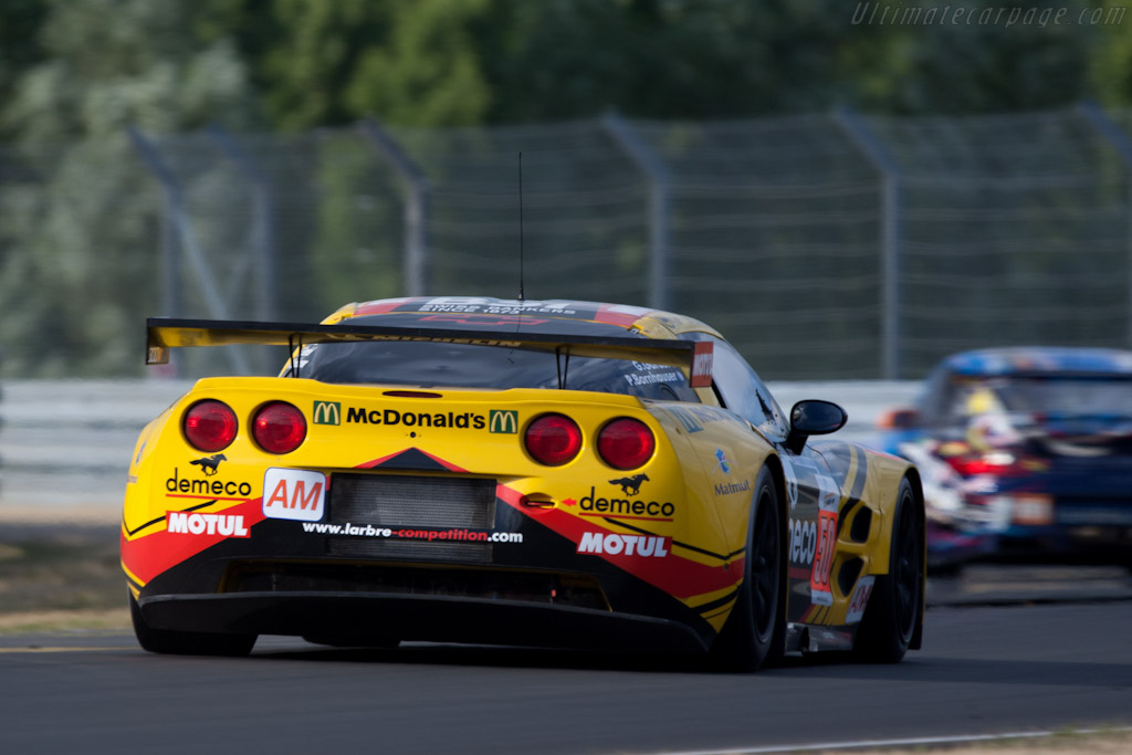 Larbre Corvette - Chassis: 001   - 2011 24 Hours of Le Mans