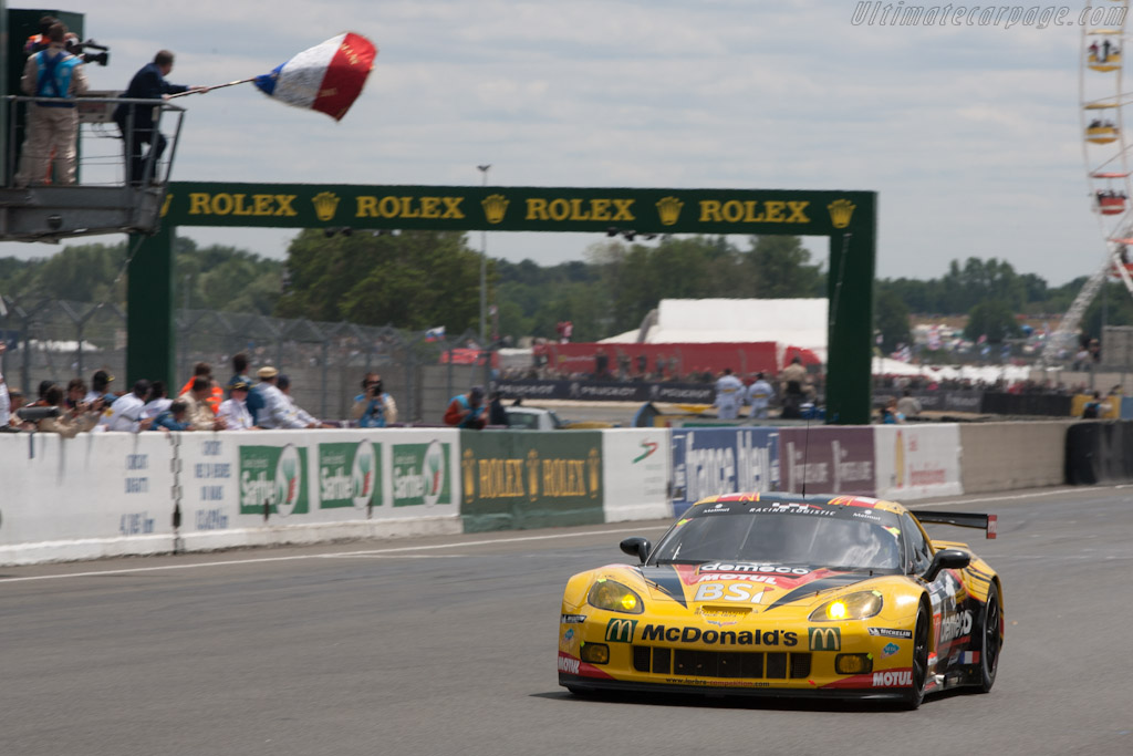 Larbre Corvette - Chassis: 001   - 2011 24 Hours of Le Mans