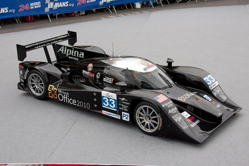 Level 5 Lola - Chassis: B1180-HU05   - 2011 24 Hours of Le Mans