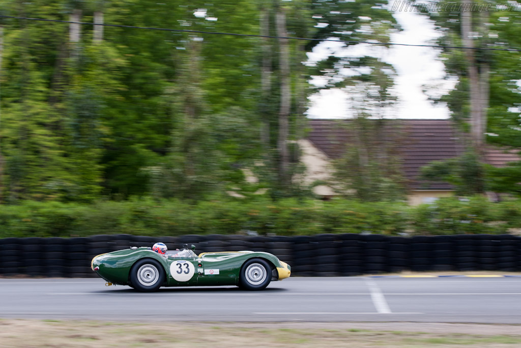Lister Knobbly    - 2011 24 Hours of Le Mans