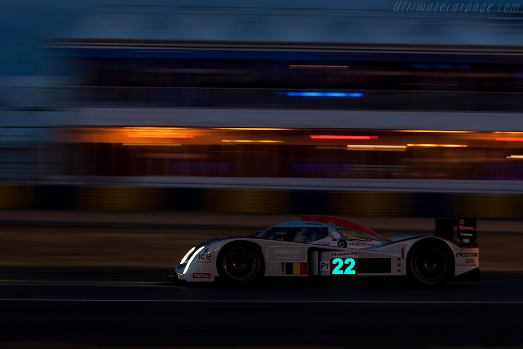 Lola-Aston Martin B09/60 - Chassis: B1060-HU01S   - 2011 24 Hours of Le Mans