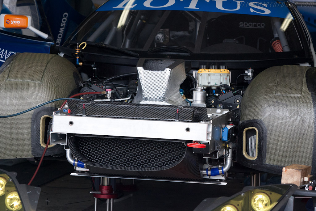 Lotus Evora radiator - Chassis: P001-002   - 2011 24 Hours of Le Mans