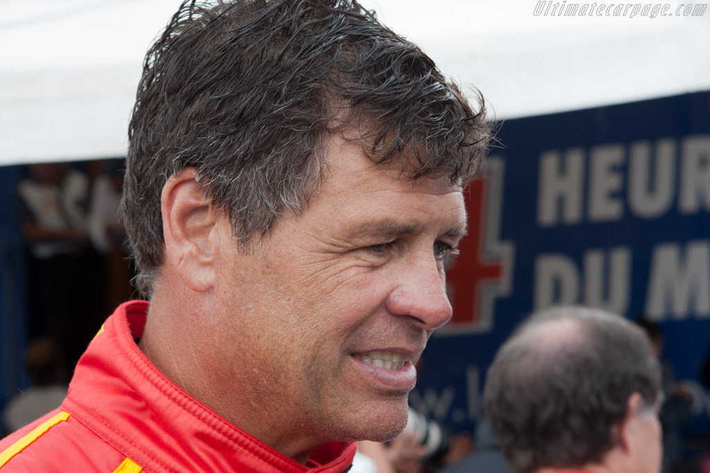 Michael Waltrip    - 2011 24 Hours of Le Mans