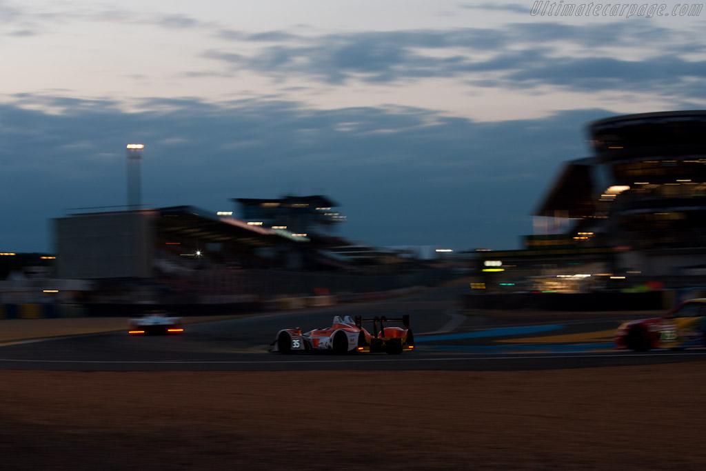 Oak-Pescarolo 01 Judd - Chassis: 01-06   - 2011 24 Hours of Le Mans