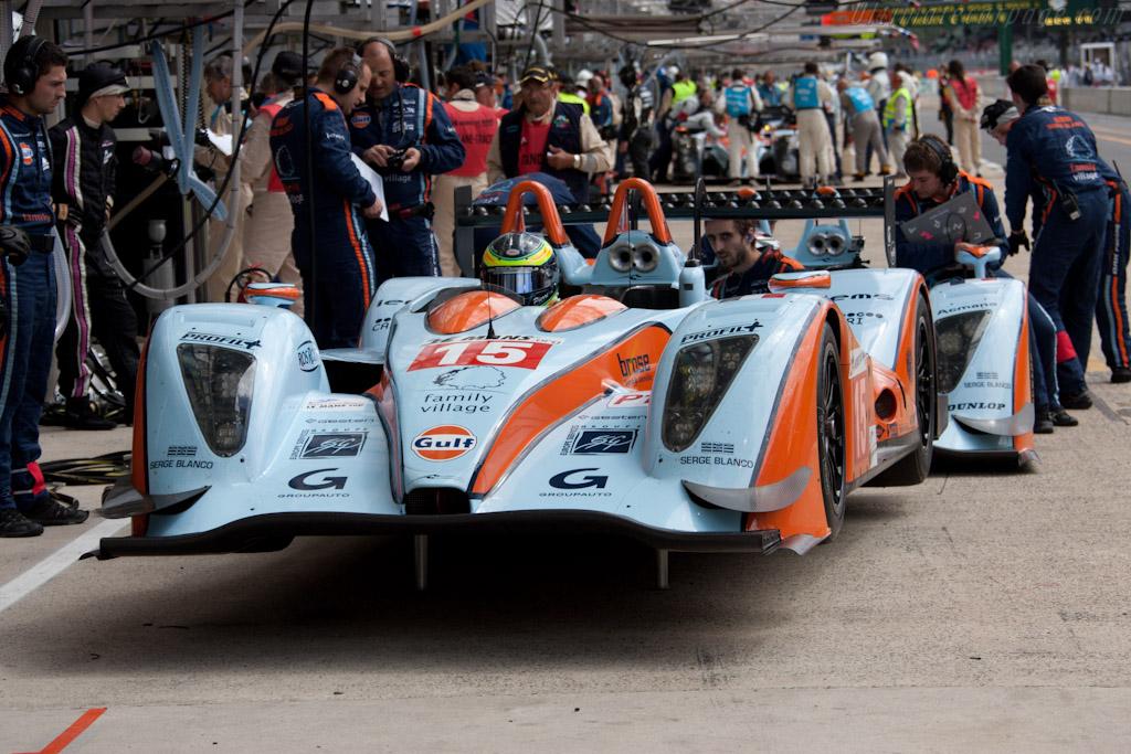 Oak-Pescarolo 01 Judd - Chassis: 01-07   - 2011 24 Hours of Le Mans