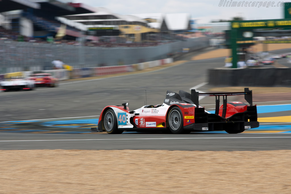 Oreca 03 Judd-BMW - Chassis: 02  - 2011 24 Hours of Le Mans