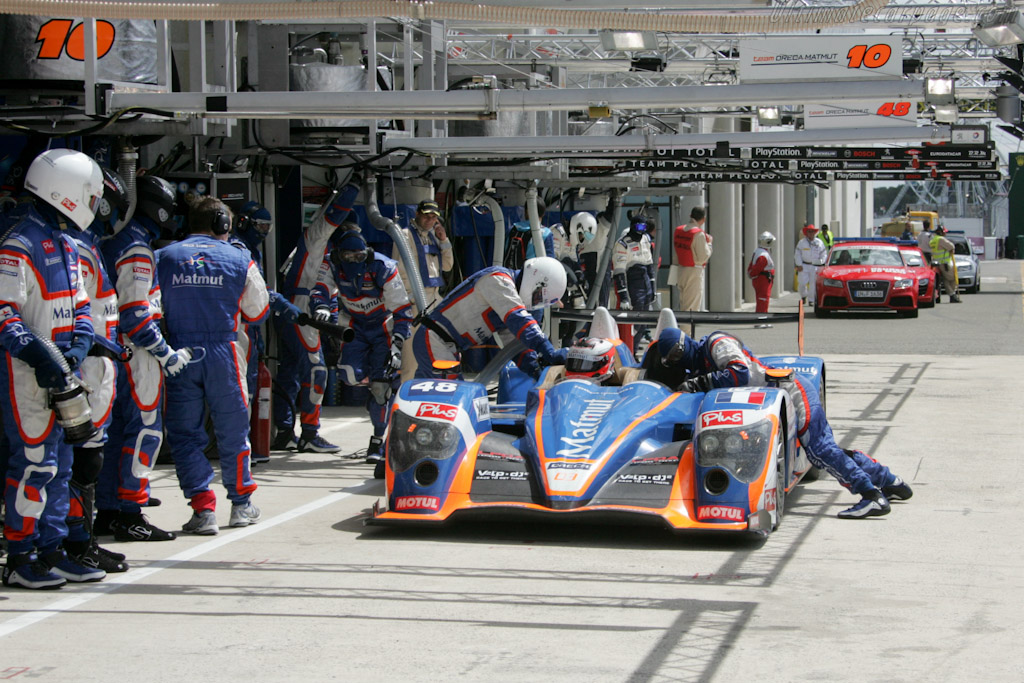 Oreca 03 Nissan - Chassis: 01   - 2011 24 Hours of Le Mans