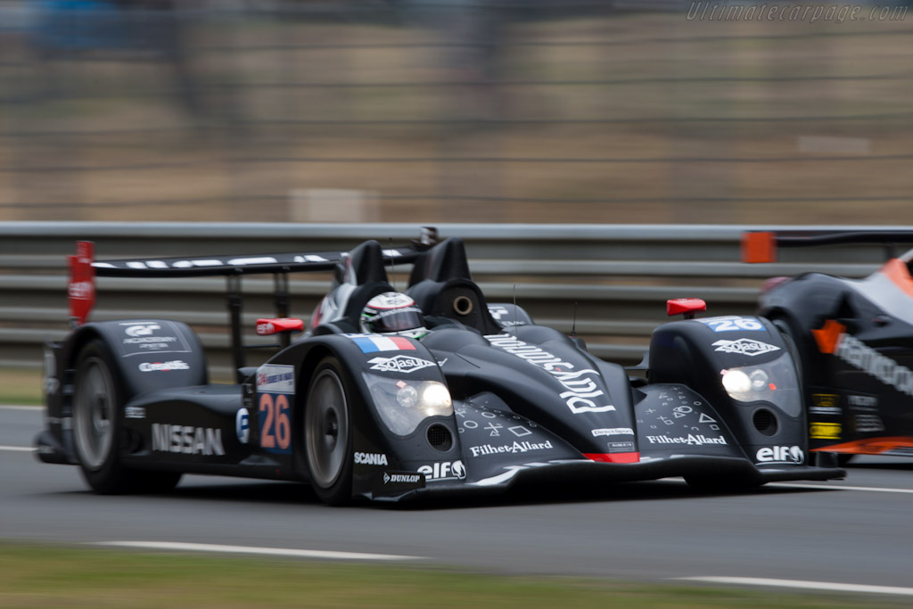 Oreca 03 Nissan - Chassis: 05   - 2011 24 Hours of Le Mans