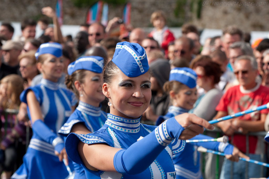 Parade Dancers   - 2011 24 Hours of Le Mans