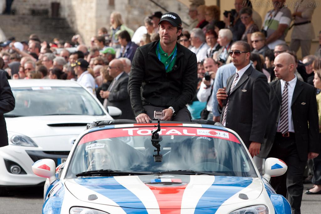 Patrick Dempsey    - 2011 24 Hours of Le Mans