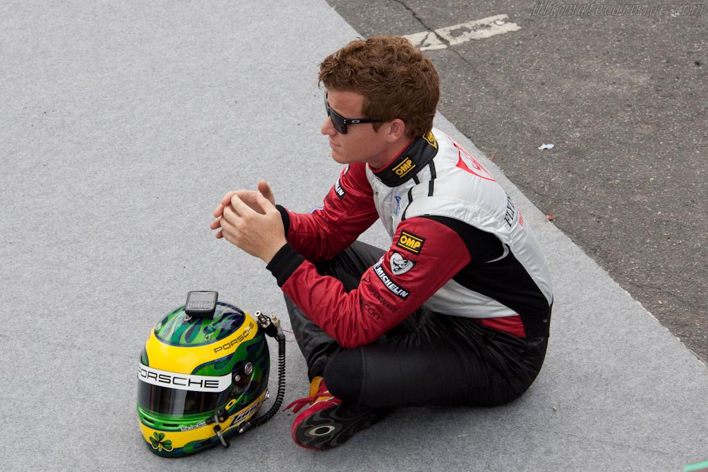 Patrick Long    - 2011 24 Hours of Le Mans
