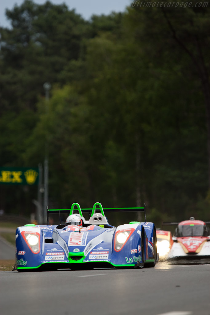 Pescarolo 01 Judd - Chassis: 01-08   - 2011 24 Hours of Le Mans