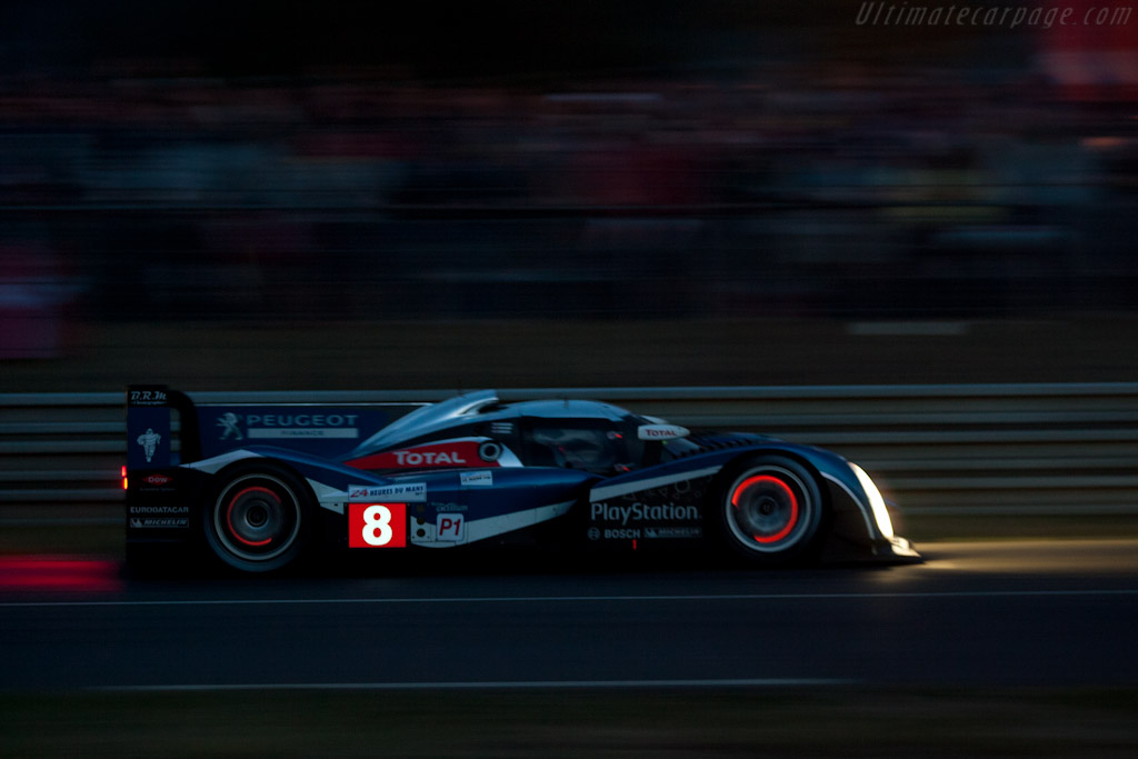 Peugeot 908 - Chassis: 908-05  - 2011 24 Hours of Le Mans