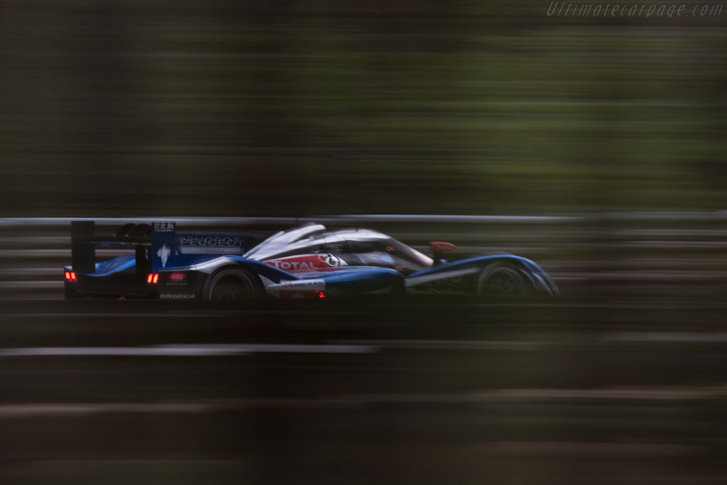 Peugeot 908 - Chassis: 908-03   - 2011 24 Hours of Le Mans